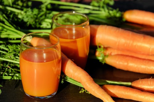 Juices For Weight Loss With Carrot