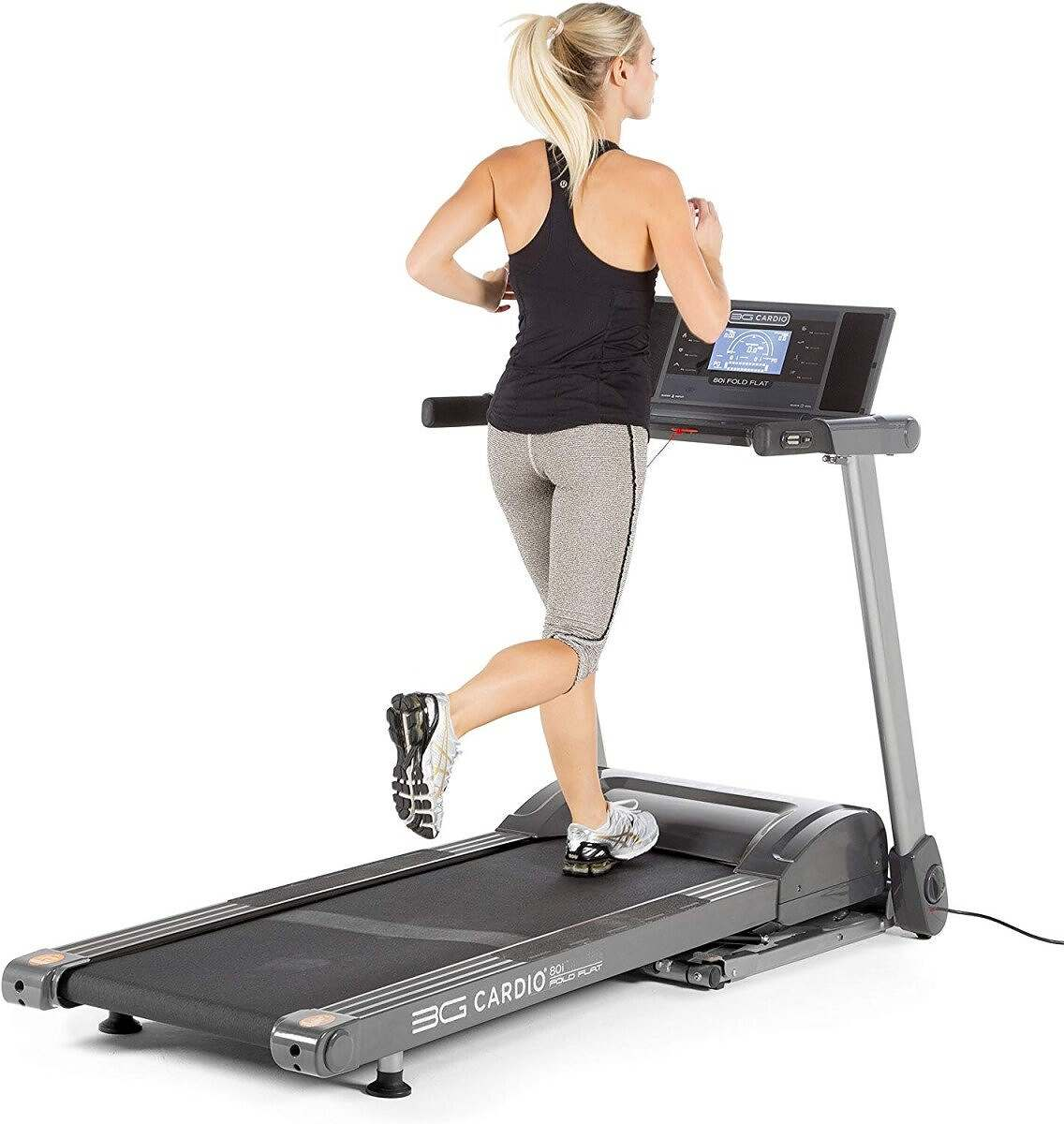Treadmills With Interval Training