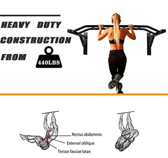 Best Pull Up Bar Reviews